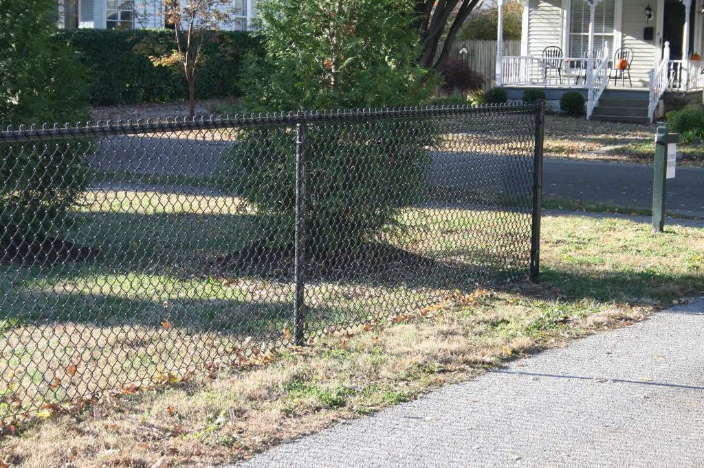 Hartlage fence company chain link